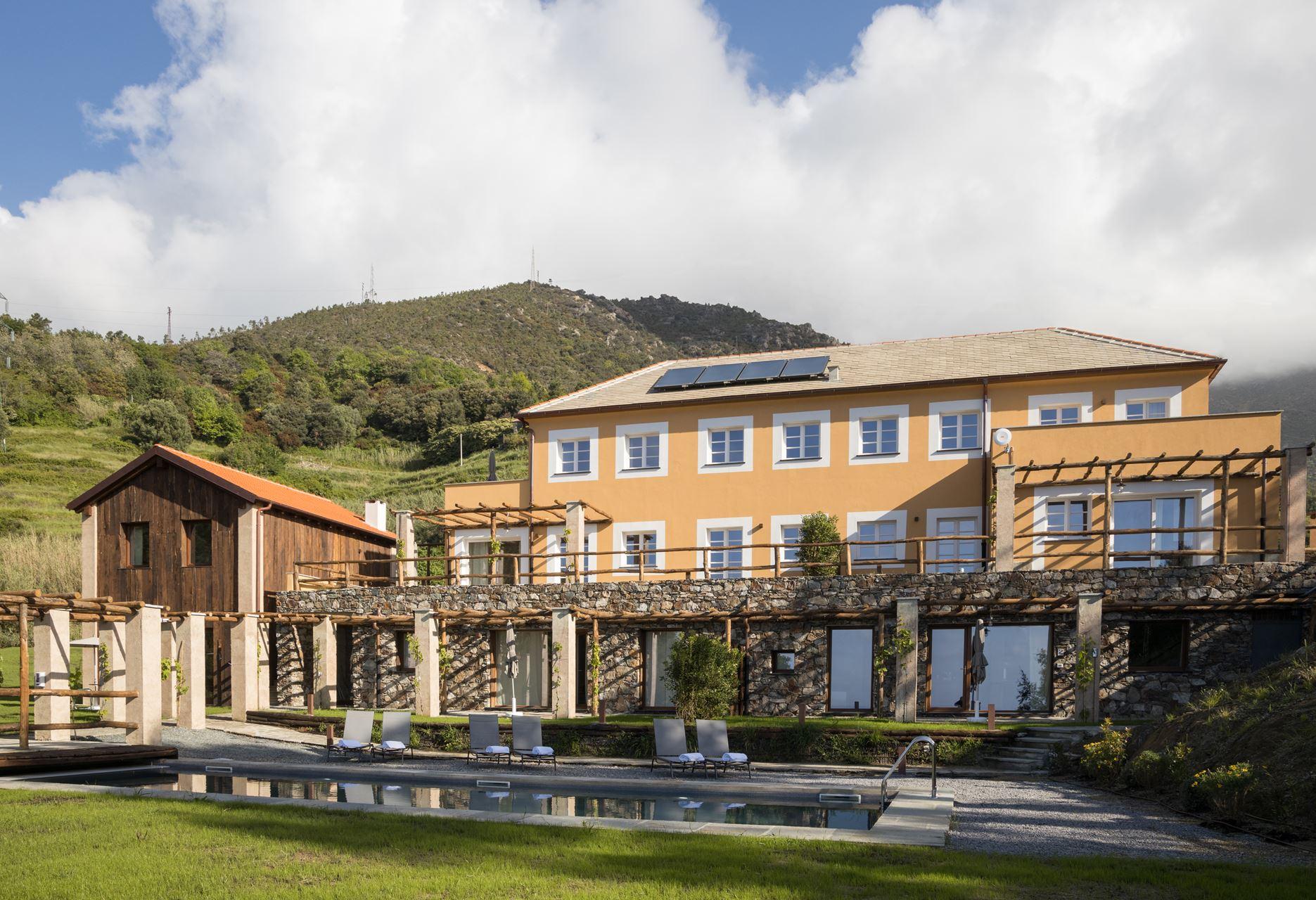 Mirandola Suites, Appartamenti sulle colline di Arenzano, tra cielo e mare della Liguria